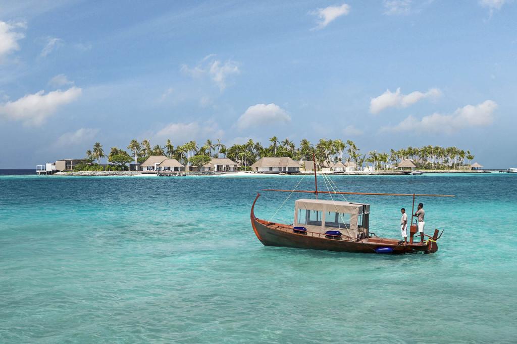 Морской круиз, Мальдивские острова