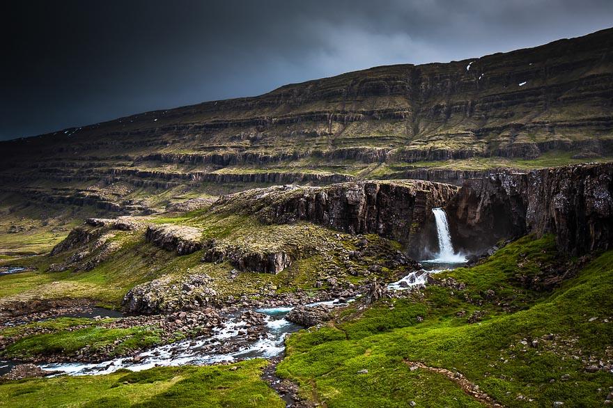 Исландия пейзажи