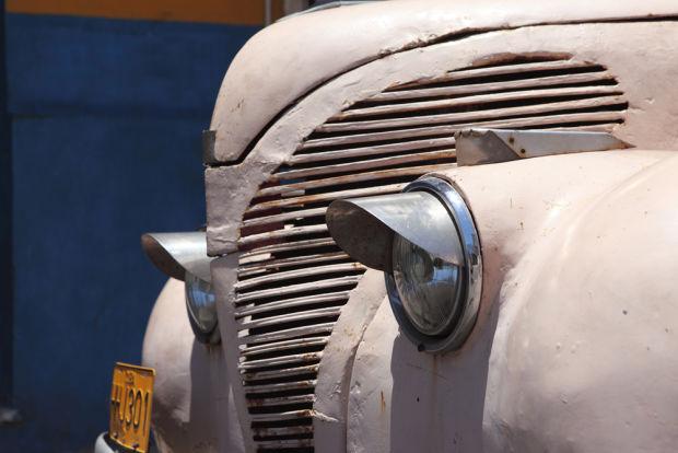 Винтажные кубинские автомобили фото