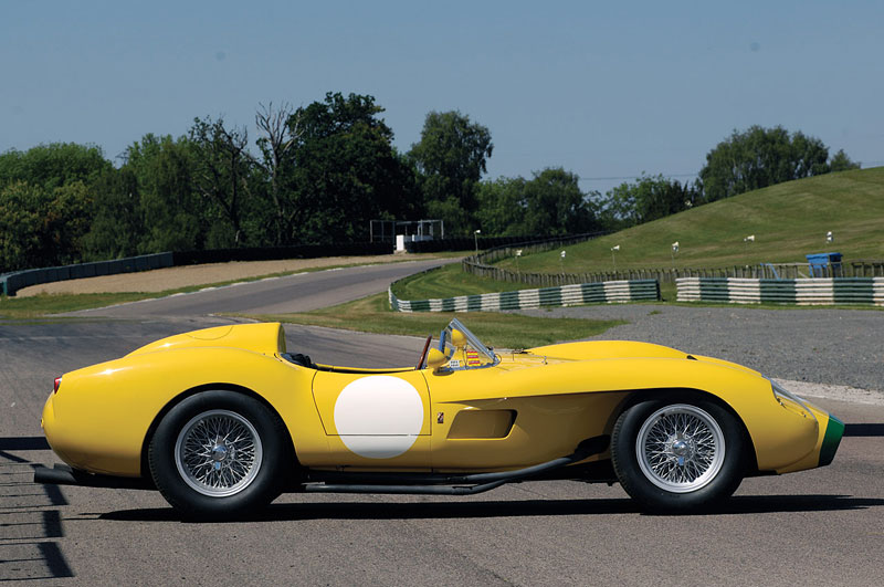 Ferrari 250 Testa Rossa 1957 - Самые дорогие автомобили