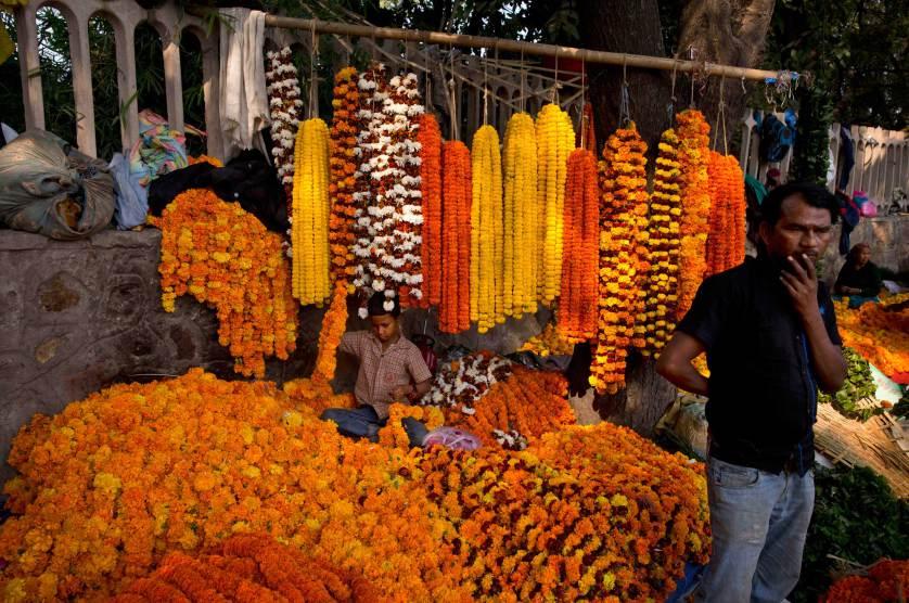 Фестиваль огней Дивали, Индия