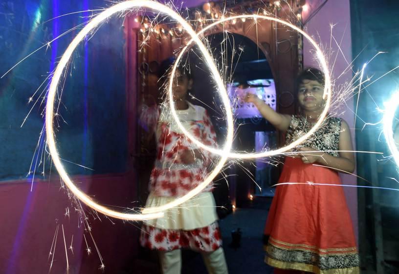 Фестиваль огней Дивали, Пакистан