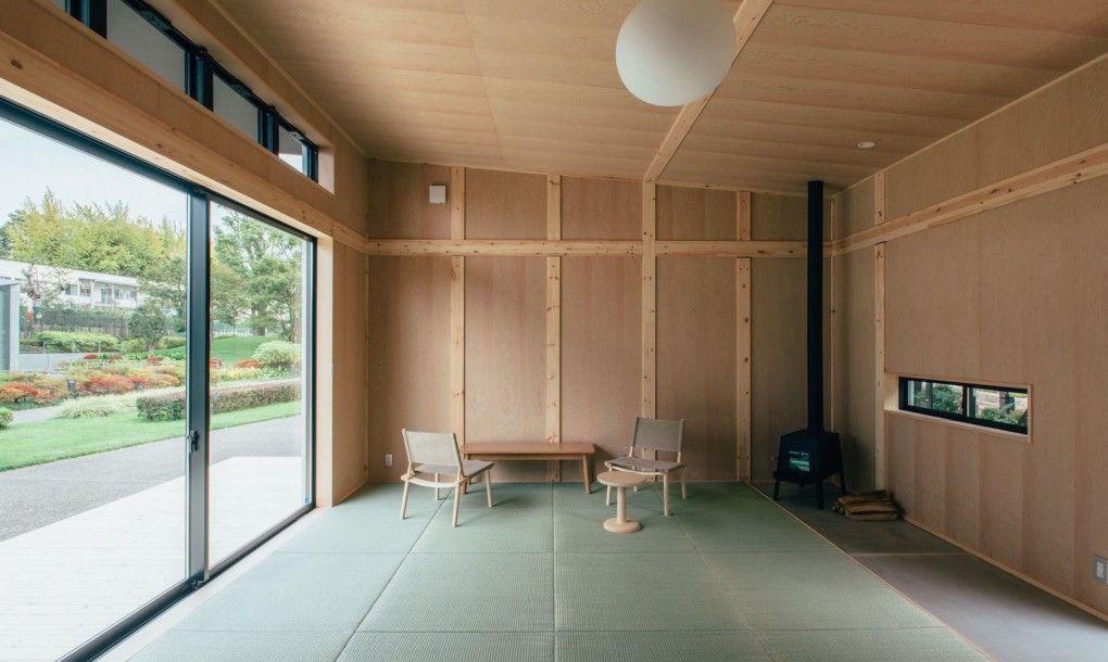 Мини дома Muji, Япония