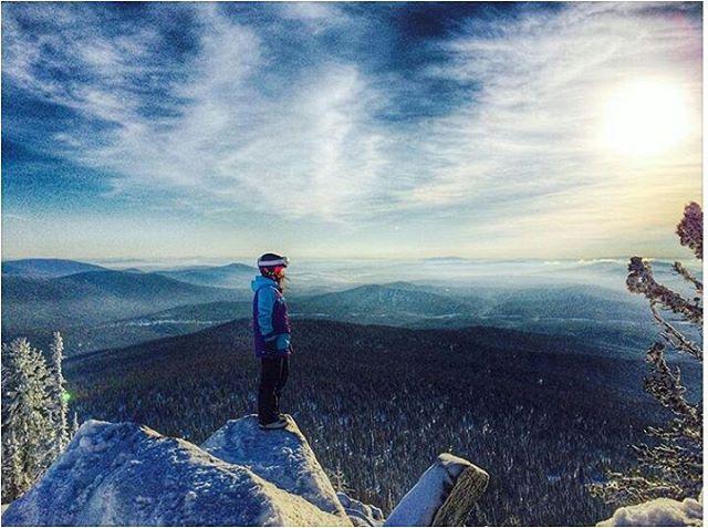 Шерегеш горнолыжный курорт, Кемеровская область