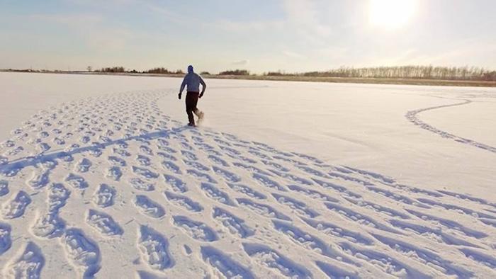 Снежный дракон Саймона Бека, Якутск, Россия