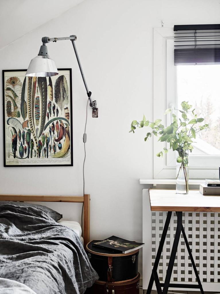 Скандинавский дизайн спальни в шведской квартире спальня в шведском стиле
