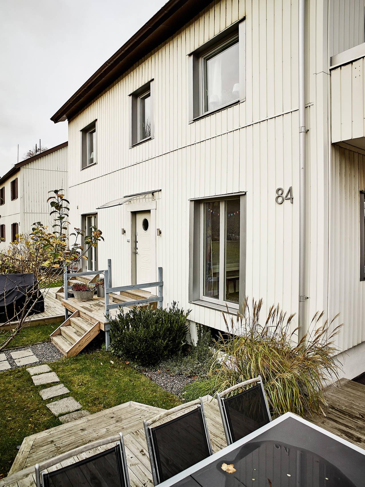 Шведские квартиры