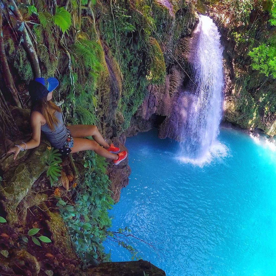 Водопад Кавасан, Филлипины