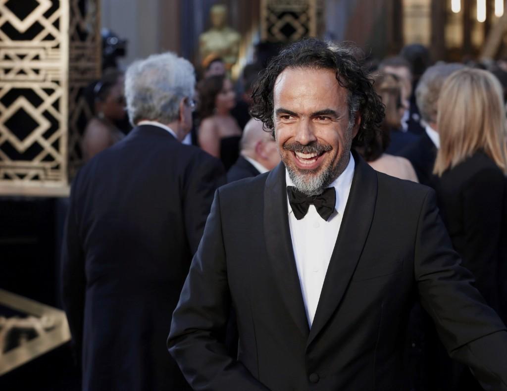 Alejandro Gonzalez Inarritu, nominated for Best Director