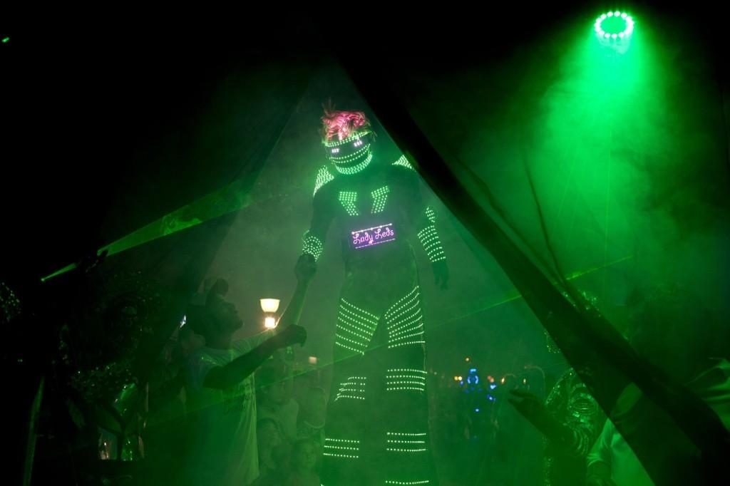 Ежегодный фестиваль НЛО и пришельцев в Аргетине, 2016 г.