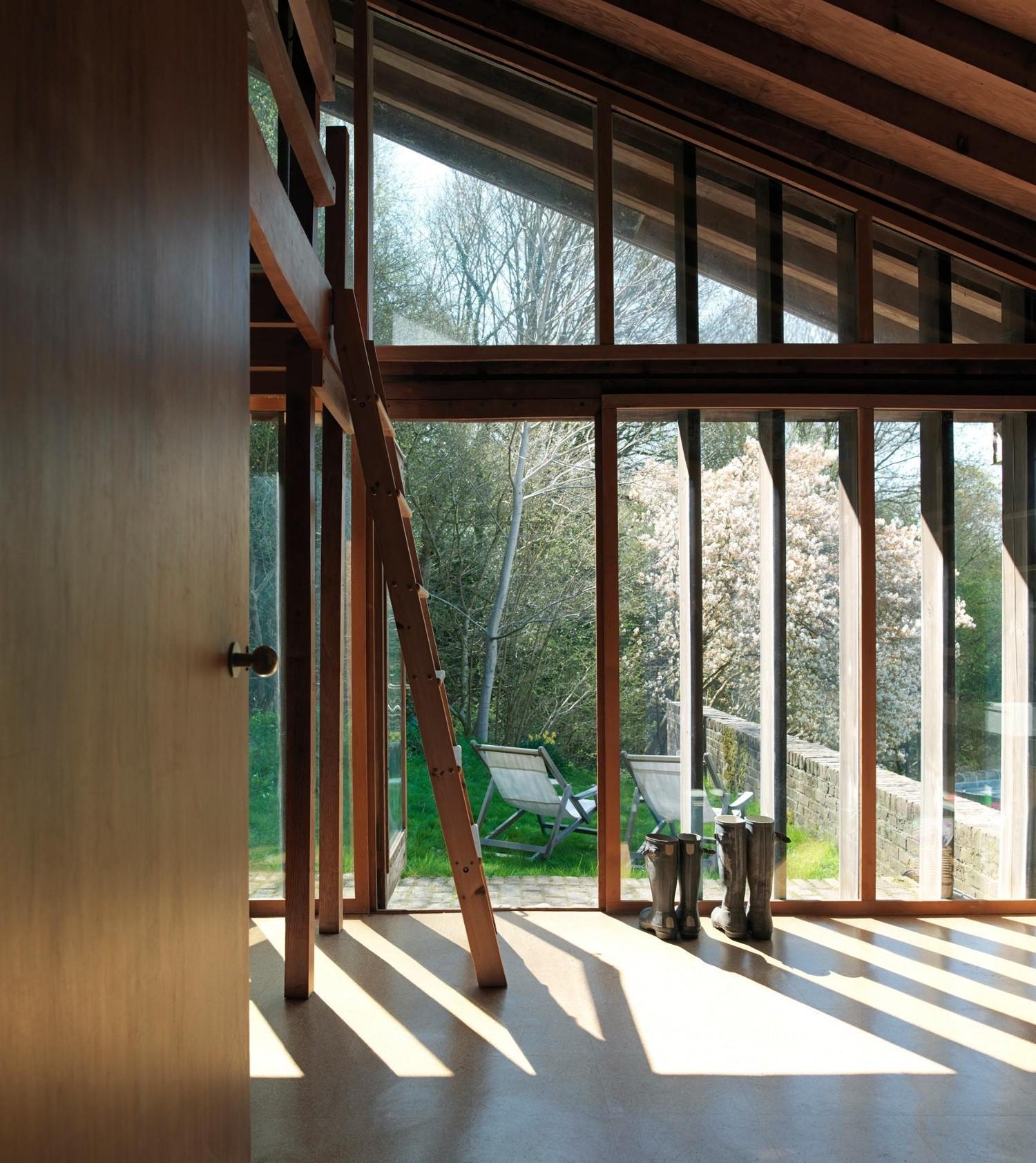 Ansty Plum стильный, минималистичный дом на юге Англии