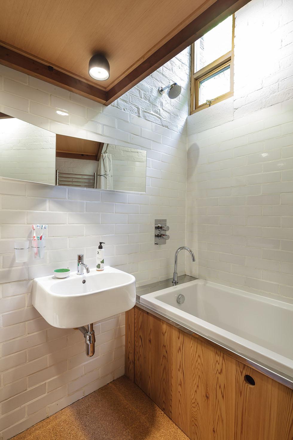 Ansty Plum ванная после реконструкции