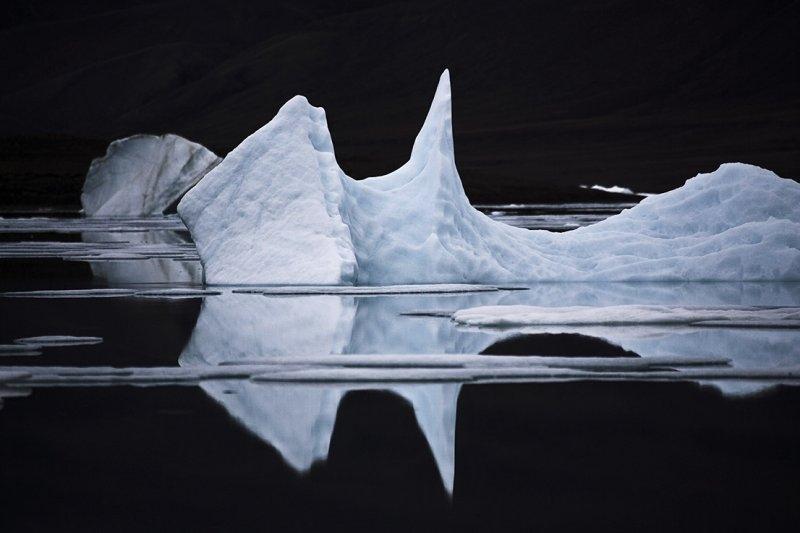 Iceberg XI, фотограф Себастьян Коупленд