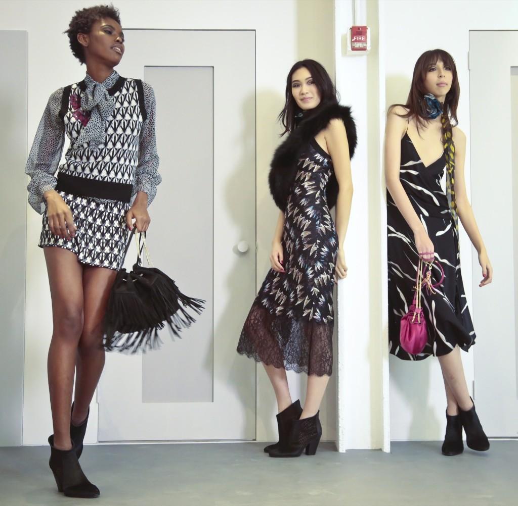 Fashion from Diane von Furstenberg Fall-Winter 2016 collection