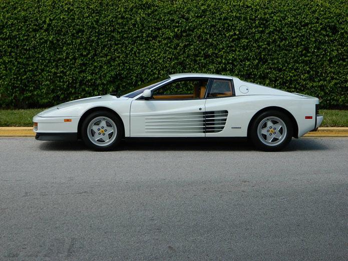 Jordan Belfort's 1991 Ferrari Testarossa Is For Sale
