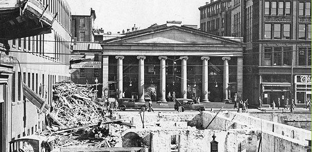 The Arcade Providence историческое фото