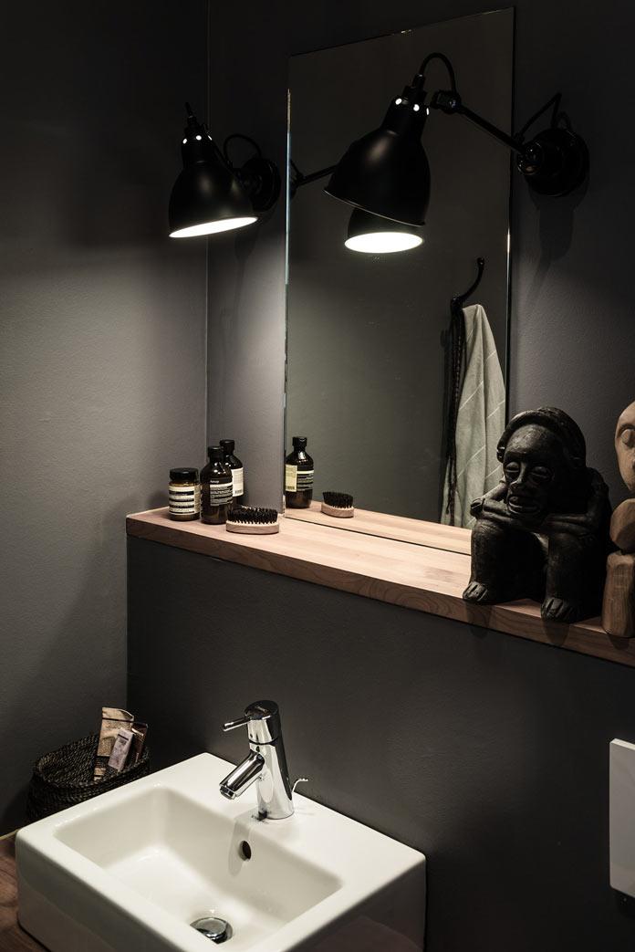 Traveller's Home ванная комната
