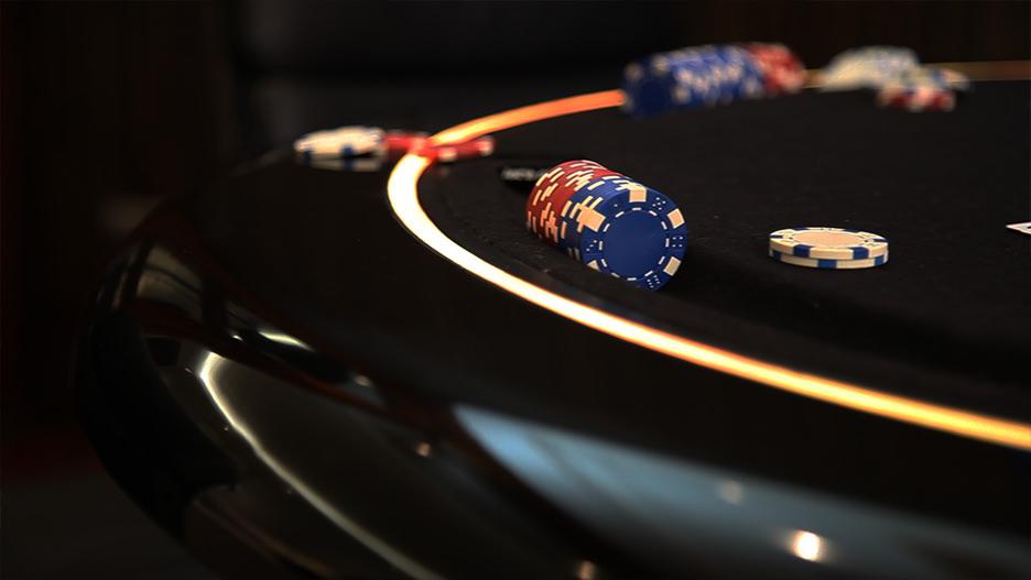 Покерный стол-трансформер