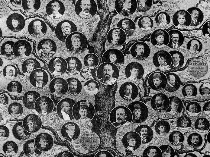 Генеалогичесткое дерево