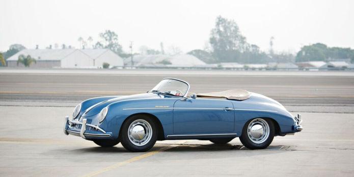 Porsche 356 A Speedster, 1957 г.