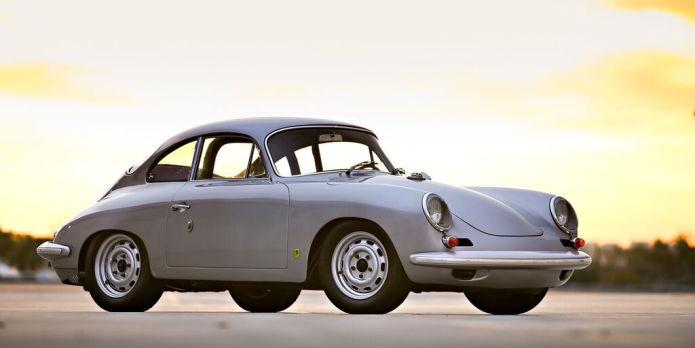 Porsche 356 B 2000 GS Carrera 2 Coupe, 1963 г.