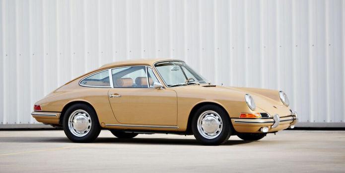 Porsche 911, 1966 г.