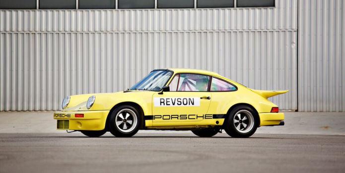 Porsche 911 Carrera 3.0 IROC RSR, 1974 г.