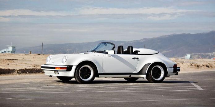 Porsche 911 Speedster, 1989 г.