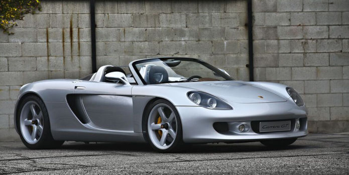 Porsche Carrera GT Prototype, 2000 г.