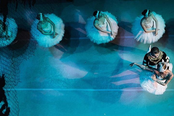 Русский балет, Лебединое озеро