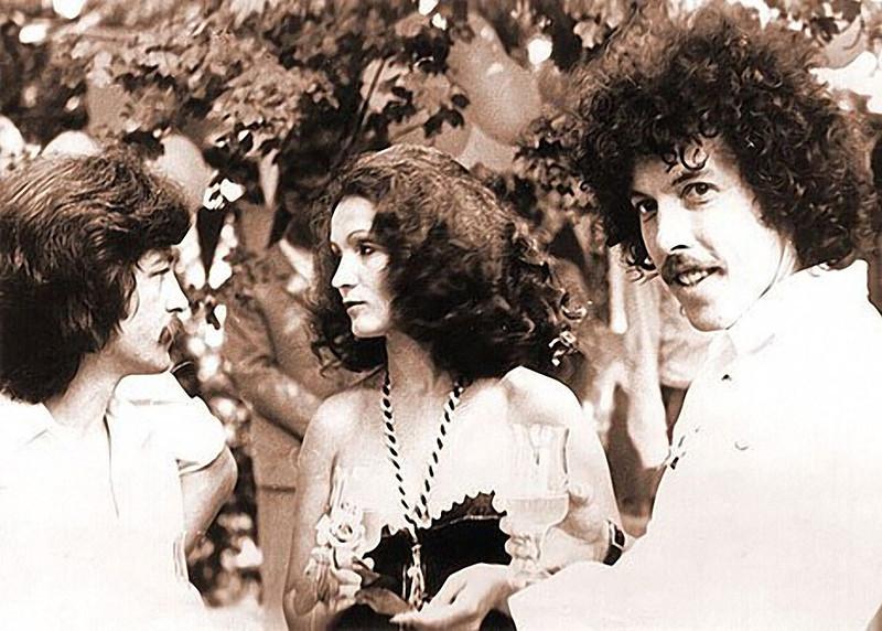 София Ротару и группа Машина времени 1981 год