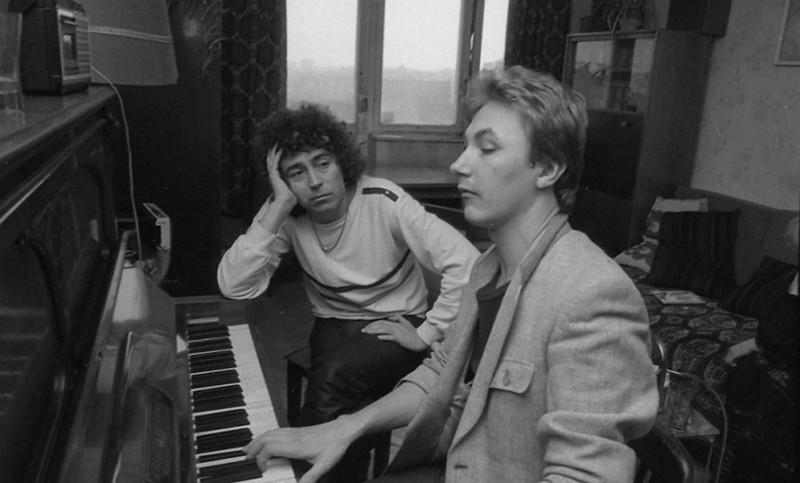 Валерий Леонтьев и Игорь Николаев 1985 год