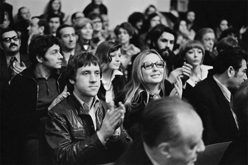 Марина Влади и Владимир Высоцкий 1977 год