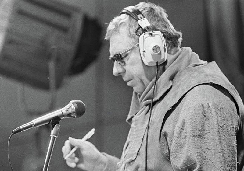 Анатолий Папанов 1983 год