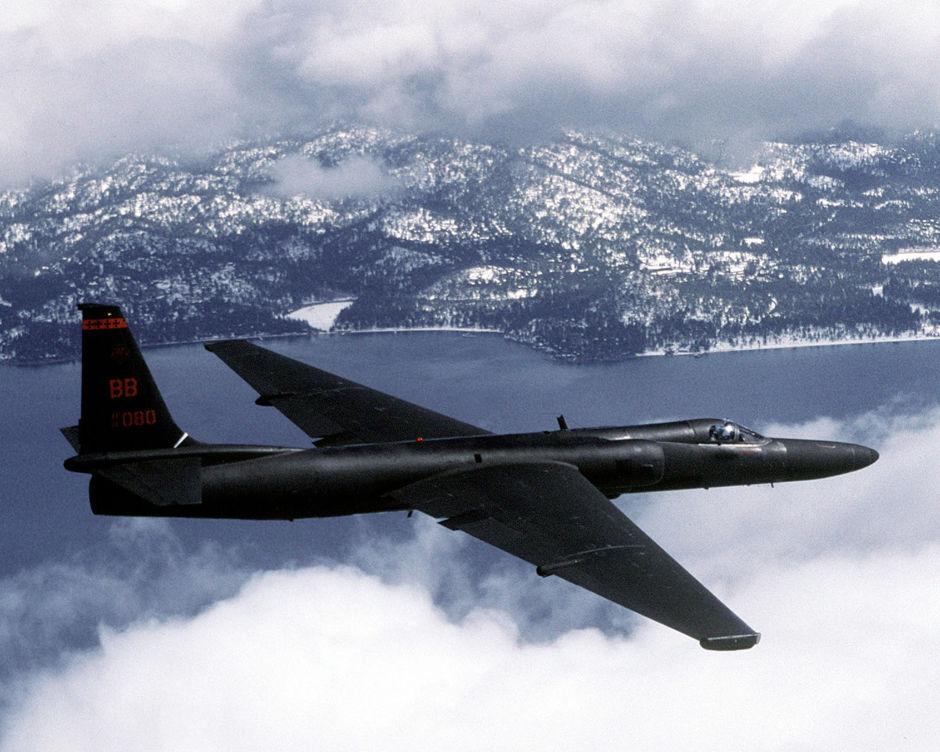 1957 U-2 Jet