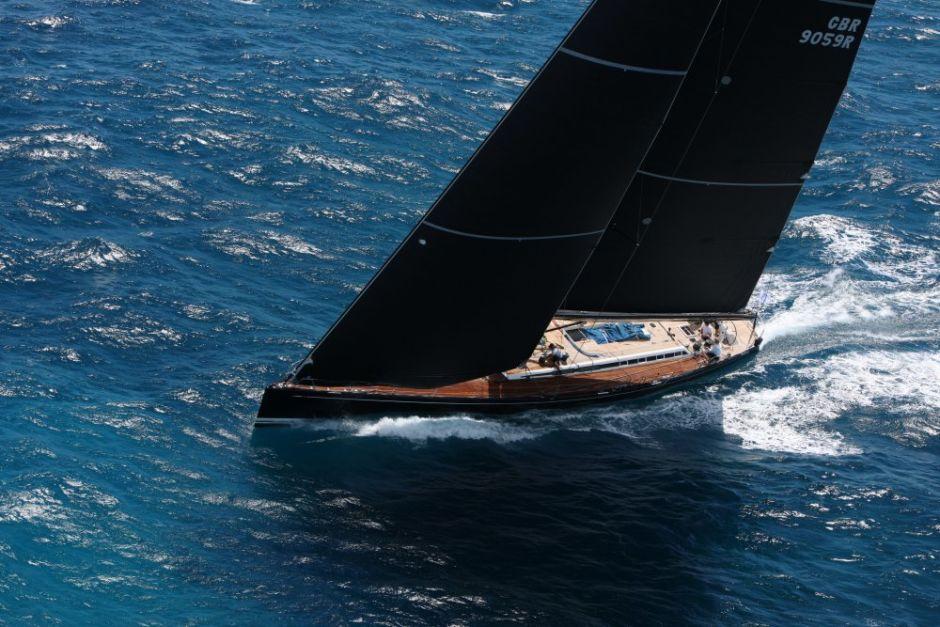 """""""Neferiti"""" Sailing Yacht"""