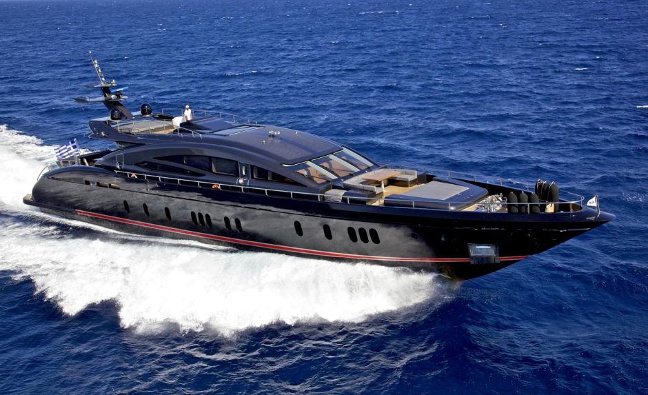 O'Pati 131' Custom Yacht