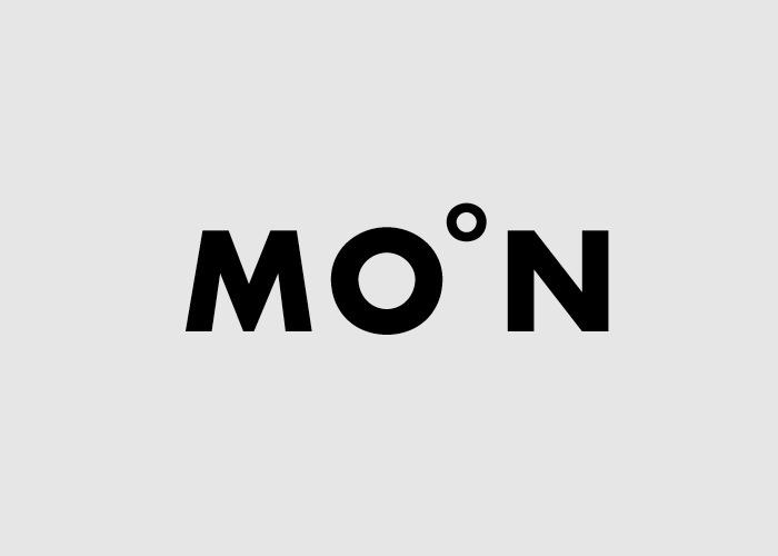 Логотипы из слов со скрытым смыслом. Луна
