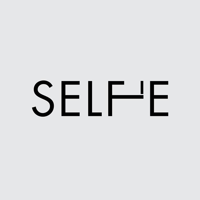 Логотипы из слов со скрытым смыслом. Селфи