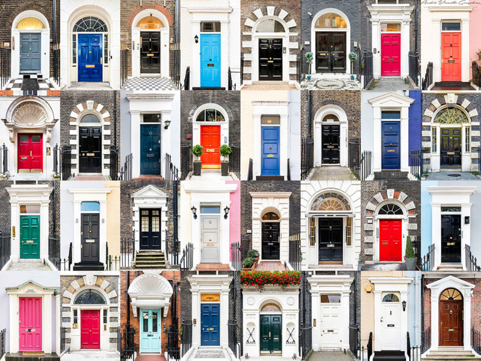 England doors by Andre Vicente Goncalves