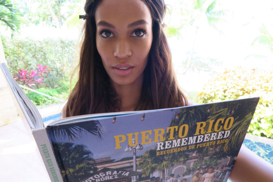Модель Victoria's Secret в Пуэрто-Рико