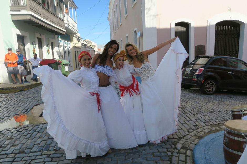 Модели Victoria's Secret в Пуэрто-Рико