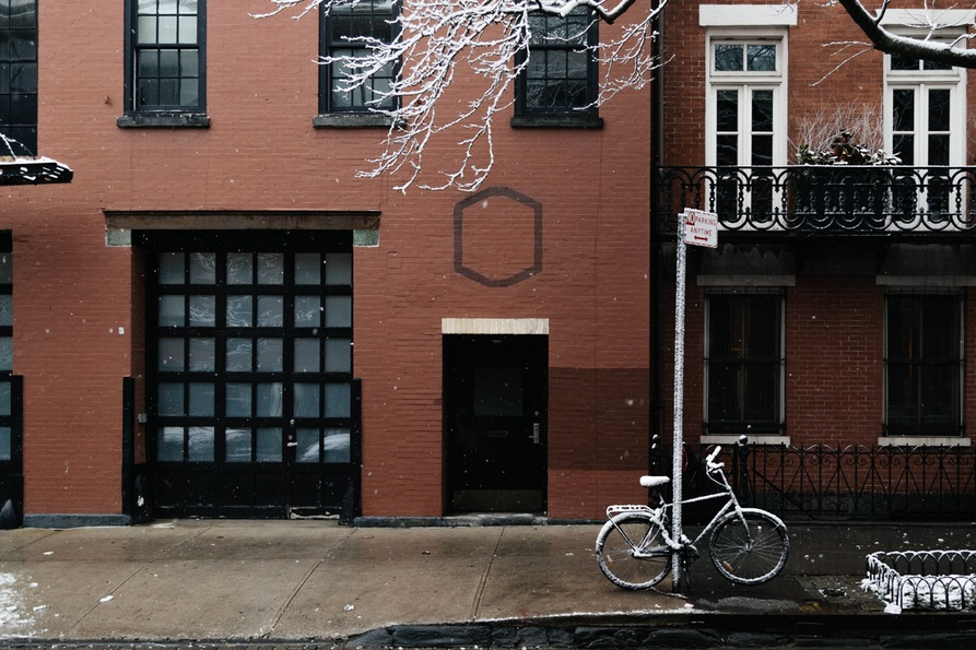 Jane Street Townhouse II, West Village, New York