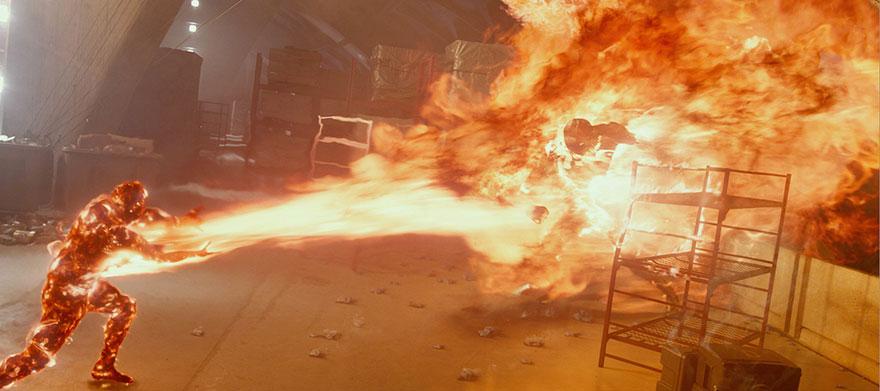Люди Икс: Дни минувшего будущего, кадры из фильма после постпродакшена