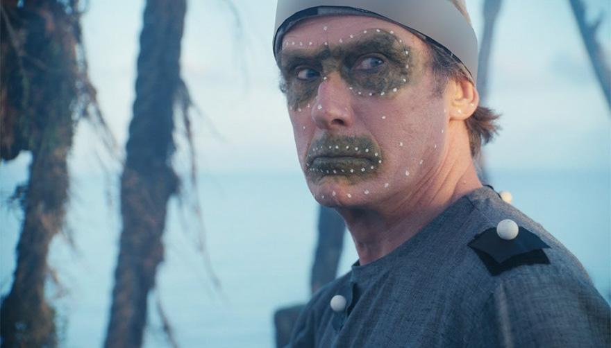Пираты Карибского моря, кадры из фильма до постпродакшена