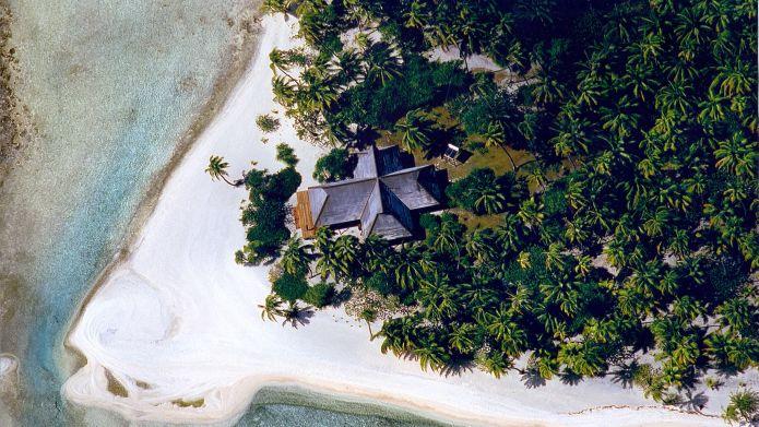 Остров-отель Моту Тета, Французская Полинезия