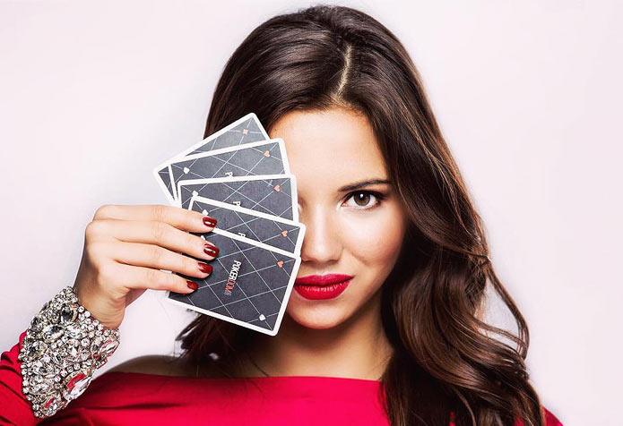 Дарья Фещенко - профессиональная покеристка