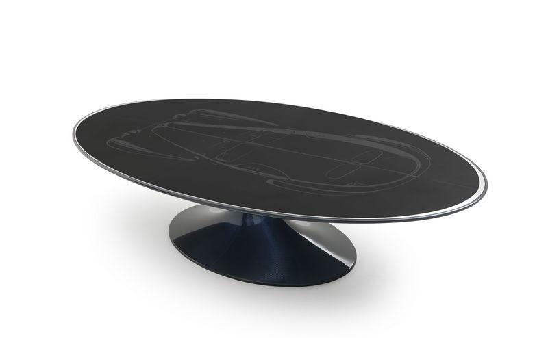 Bugatti home collection Royale lounge table. Королевский стол из коллекции мебели Бугатти