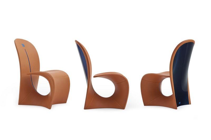 Bugatti home collection Cobra chair. Кресло Кобра из коллекции мебели Бугатти