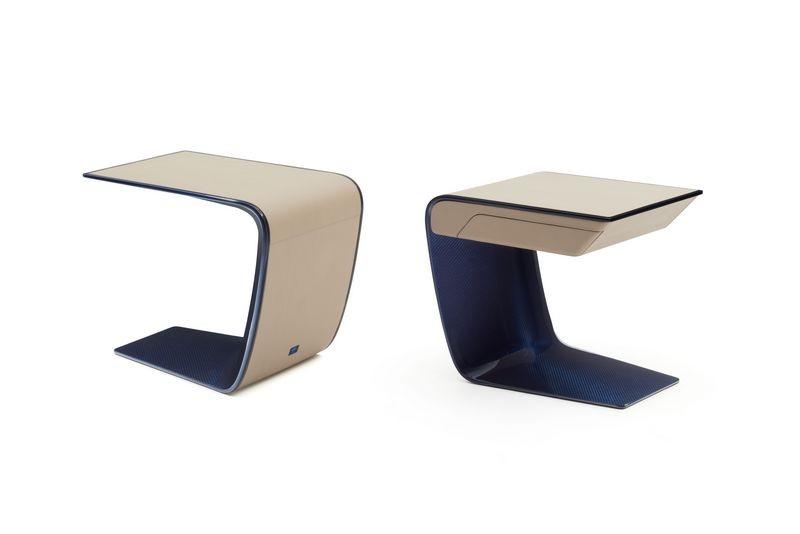 Bugatti home collection Lydia bedside tables. Прикроватные столики Лидия из коллекции мебели Бугатти